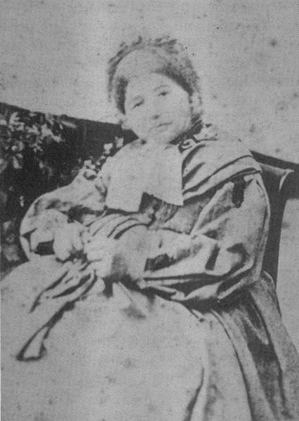 Lucie Cordes, Frau von Christoph Cordes